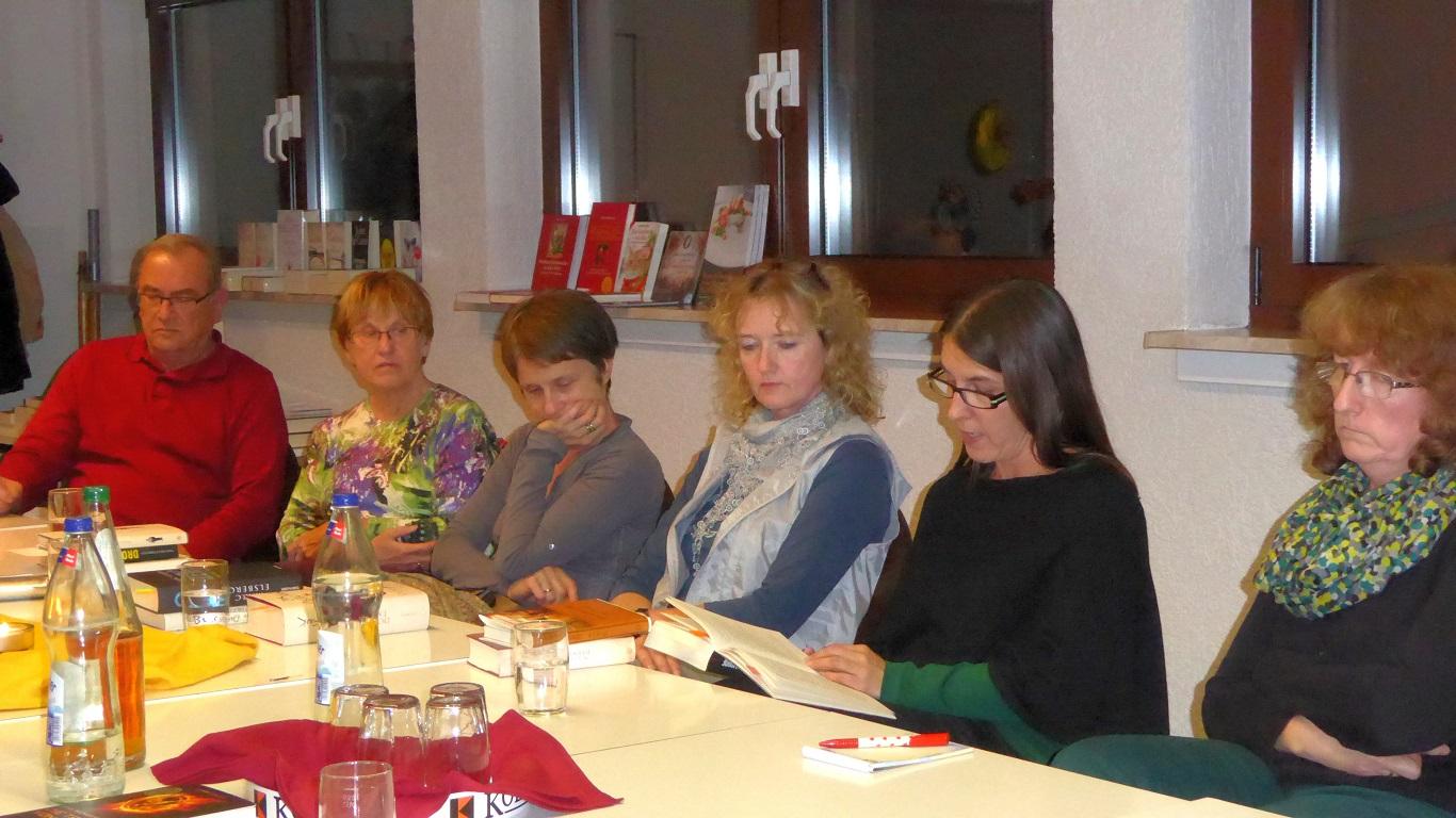 Kolpingsfamilie Bücherabend Foto a
