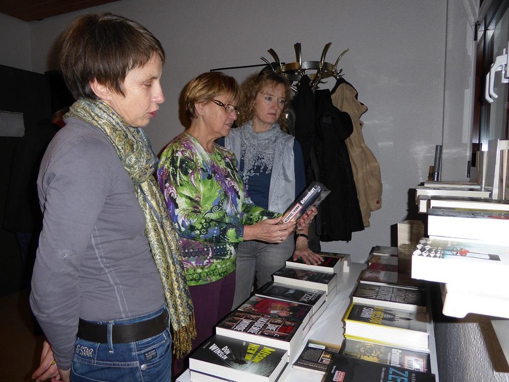 Kolpingsfamilie Bücherabend Foto