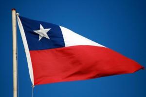 Kolpingsfamilie Chile Flagge 2