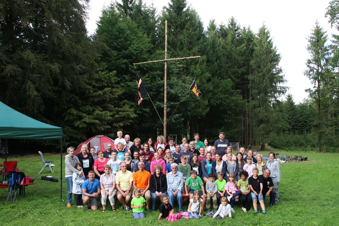 Kolpingsfamilie Zeltlager 2016 Famfoto